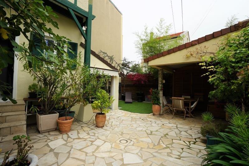 Venta de prestigio  casa Bois colombes 1133000€ - Fotografía 2