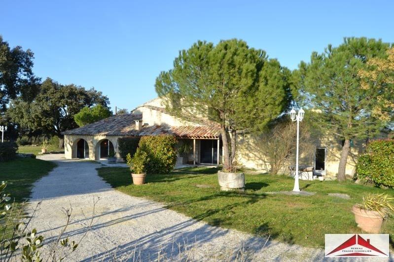 Vente de prestige maison / villa St mathieu de treviers 2589000€ - Photo 2