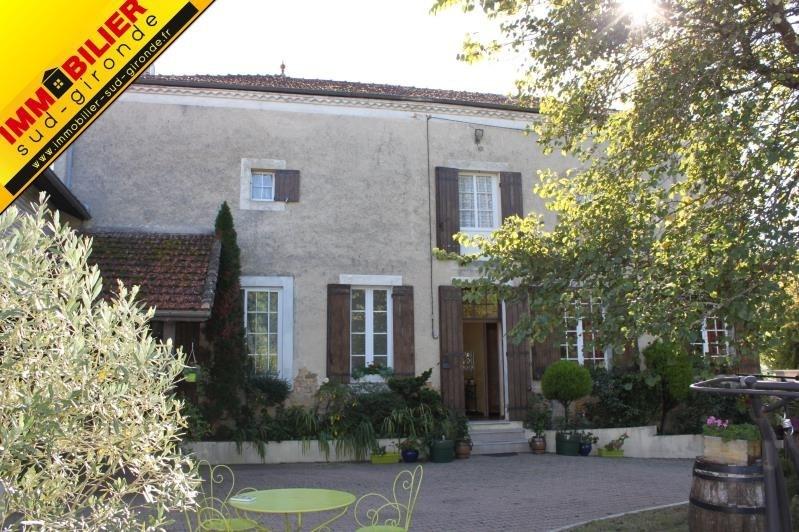 Verkauf haus Langon 306600€ - Fotografie 1