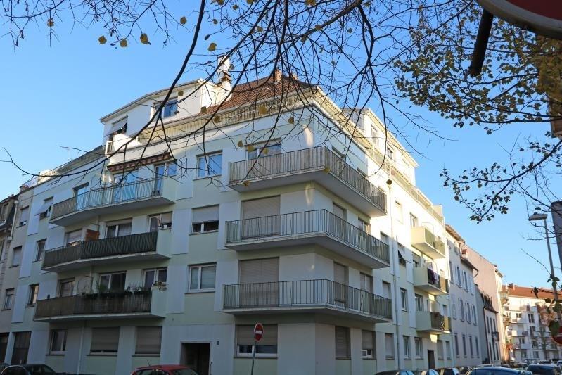 Vente appartement Strasbourg 184000€ - Photo 1