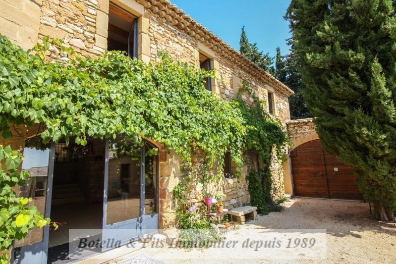 Verkoop van prestige  huis Uzes 1195000€ - Foto 12