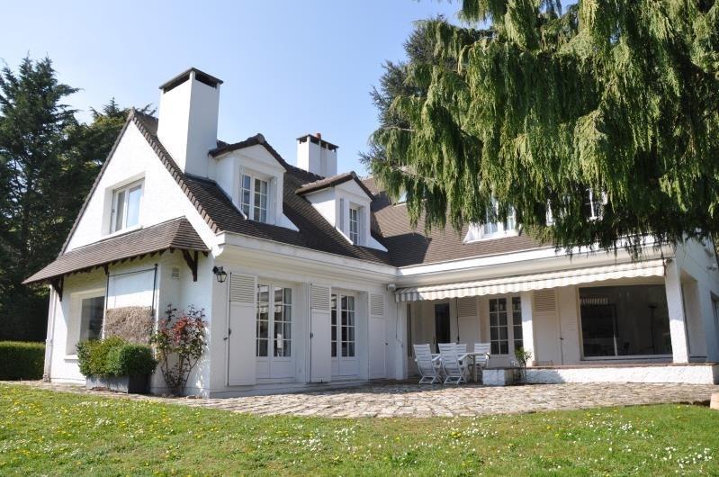 Deluxe sale house / villa St nom la breteche 1350000€ - Picture 1