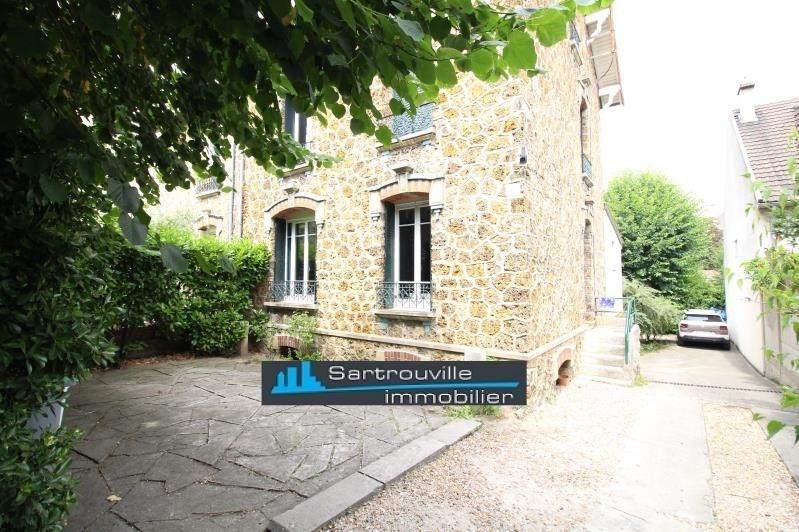 Revenda casa Sartrouville 850000€ - Fotografia 1
