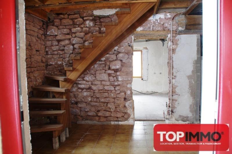 Sale house / villa Nayemont les fosses 79900€ - Picture 2
