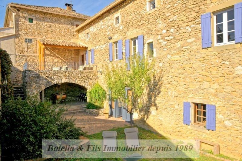 Verkoop  huis Goudargues 294000€ - Foto 1