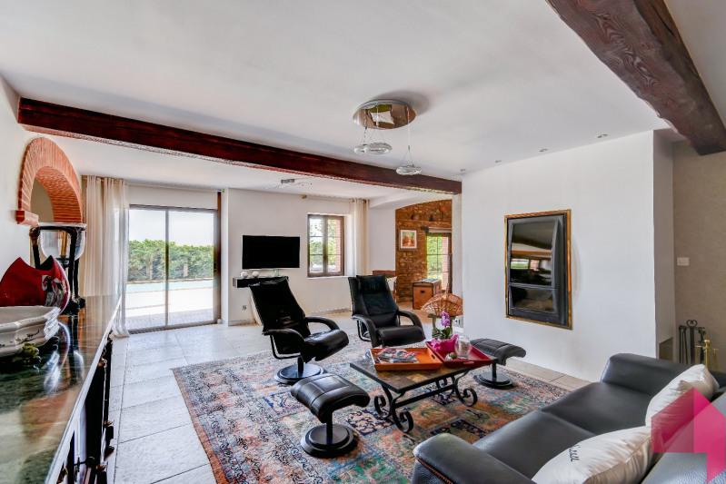 Venta de prestigio  casa Baziege 850000€ - Fotografía 7