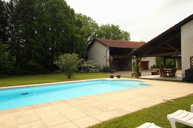 Vente maison / villa St jean de niost 510000€ - Photo 4