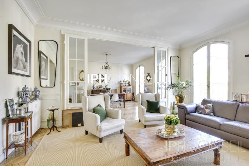 Deluxe sale apartment Neuilly sur seine 1980000€ - Picture 3