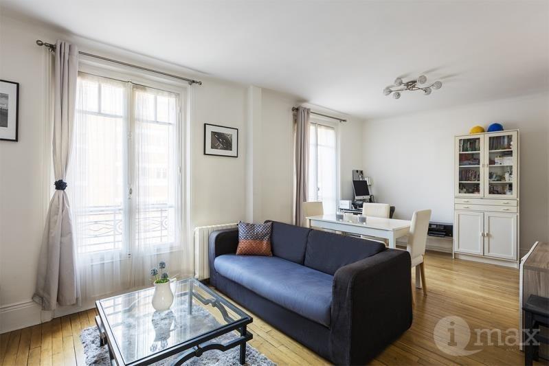 Sale apartment Courbevoie 341550€ - Picture 1