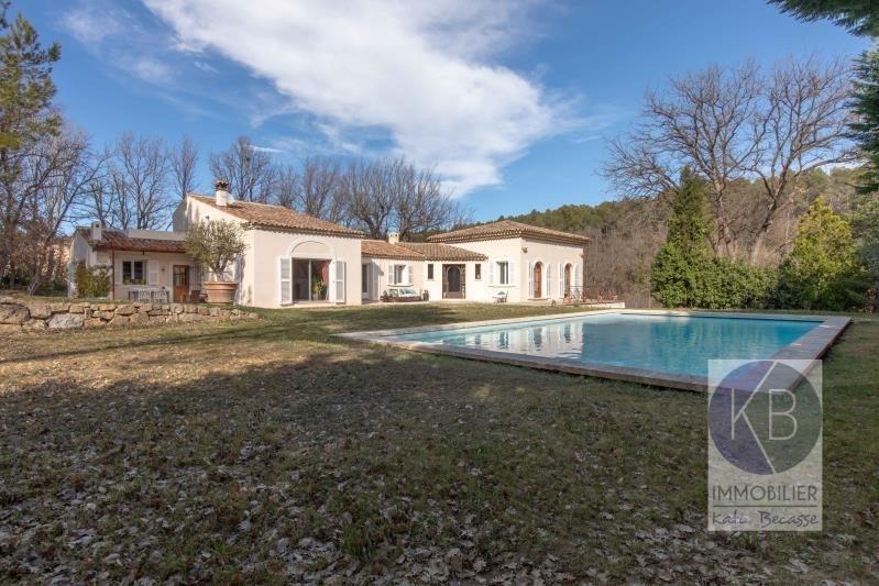 Deluxe sale house / villa Peynier 799000€ - Picture 1