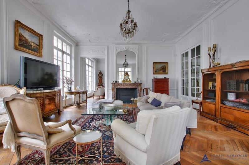 Vente de prestige appartement Paris 16ème 2900000€ - Photo 6