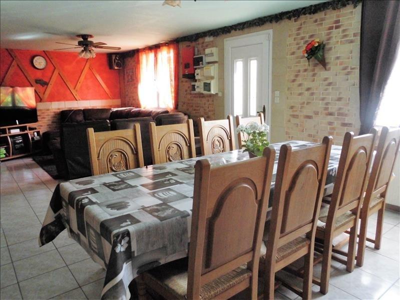 Sale house / villa Sailly labourse 183000€ - Picture 2