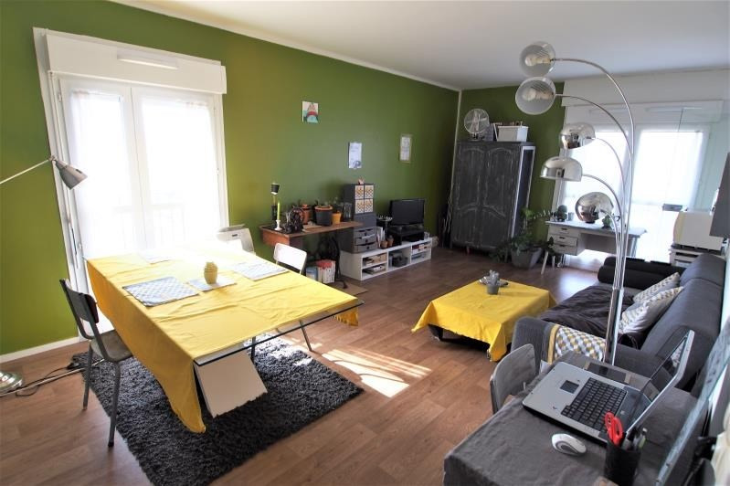 Vente appartement Le mans 74 000€ - Photo 1