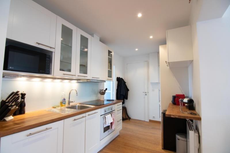 Rental apartment Levallois 1395€ CC - Picture 3