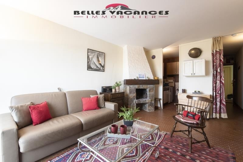 Sale apartment St lary soulan 66 500€ - Picture 1
