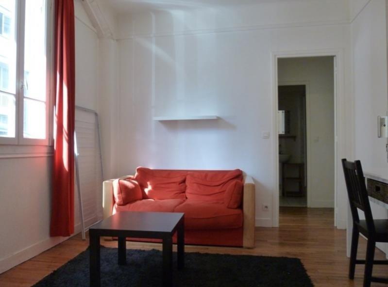 出租 公寓 Paris 15ème 850€ CC - 照片 1