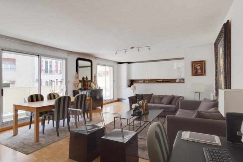 Vente de prestige appartement Paris 18ème 1245000€ - Photo 1
