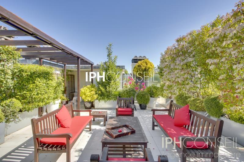 Appartement Terrasse NEUILLY SUR SEINE - 4 pièce (s) - 115 m²
