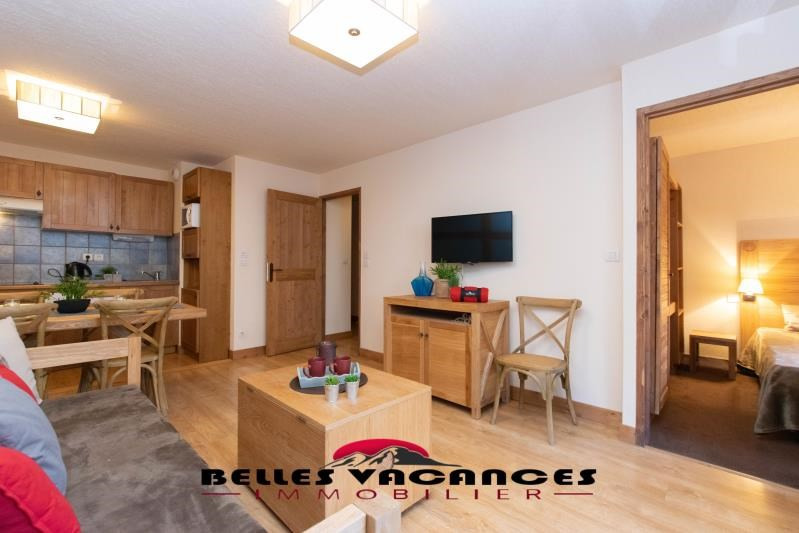 Sale apartment Saint-lary-soulan 147 000€ - Picture 1