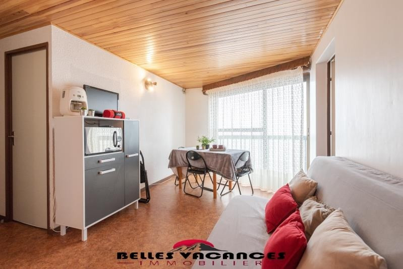 Vente appartement St lary soulan 85000€ - Photo 1