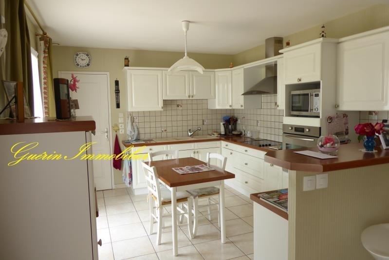 Sale house / villa Challuy 197000€ - Picture 2