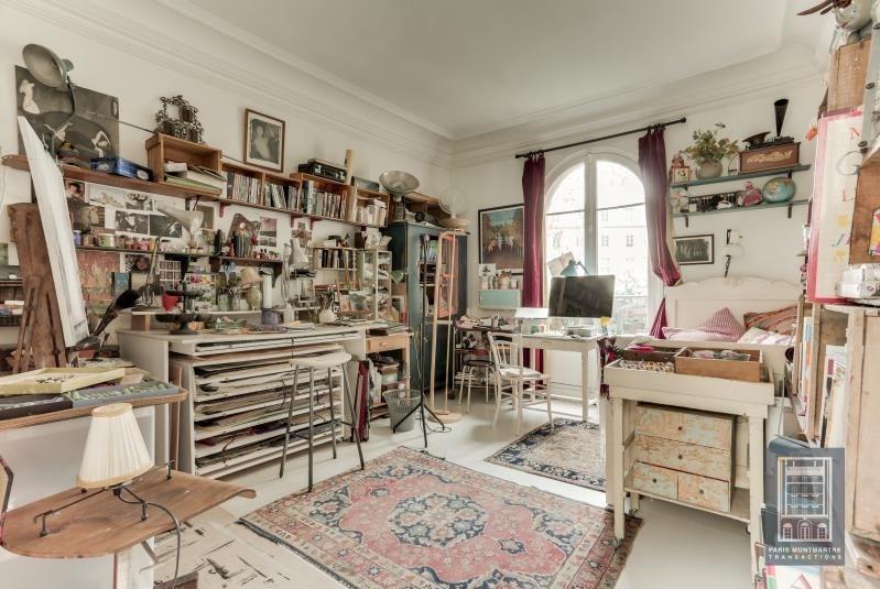 Vente de prestige appartement Paris 18ème 1260000€ - Photo 6
