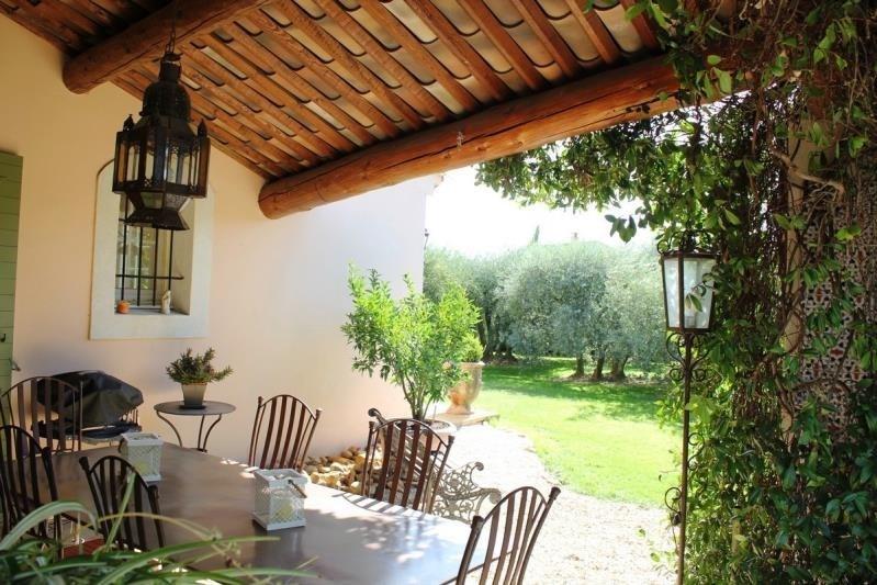 Vente maison / villa Rochefort du gard 530000€ - Photo 4