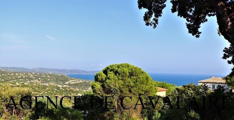 Deluxe sale house / villa Cavalaire sur mer 599000€ - Picture 1