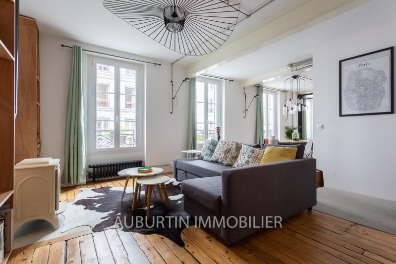 Revenda apartamento Paris 18ème 675000€ - Fotografia 1
