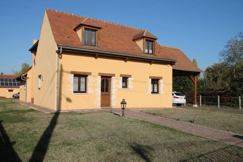 Sale house / villa Bois le roi 560000€ - Picture 1