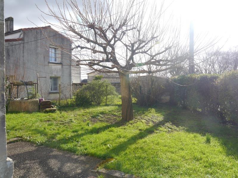 Sale house / villa Tesson 149460€ - Picture 5