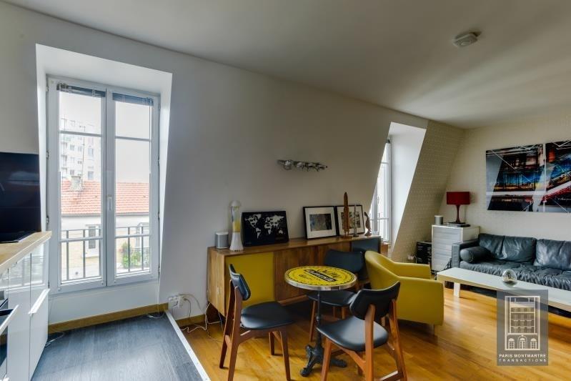 Vente appartement Paris 18ème 290000€ - Photo 1