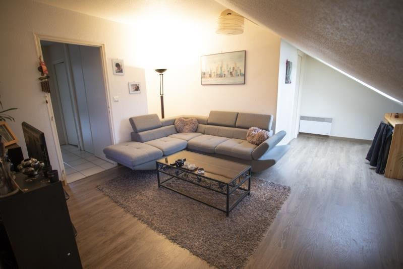 Investment property apartment Devecey 70 500€ - Picture 1
