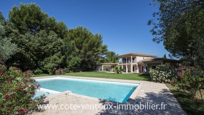 Deluxe sale house / villa Carpentras 550 000€ - Picture 12