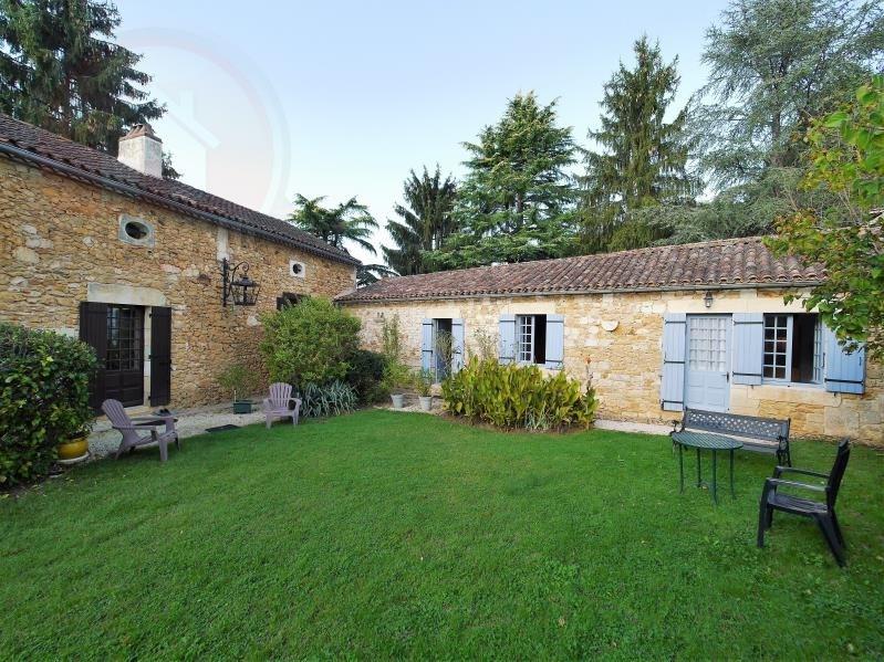 Sale house / villa Beauregard et bassac 297000€ - Picture 1