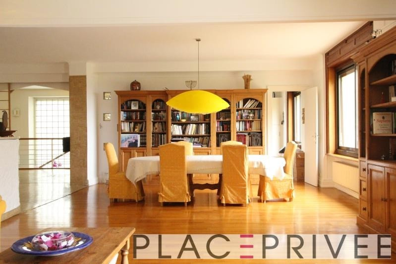 Deluxe sale apartment Nancy 577 500€ - Picture 1