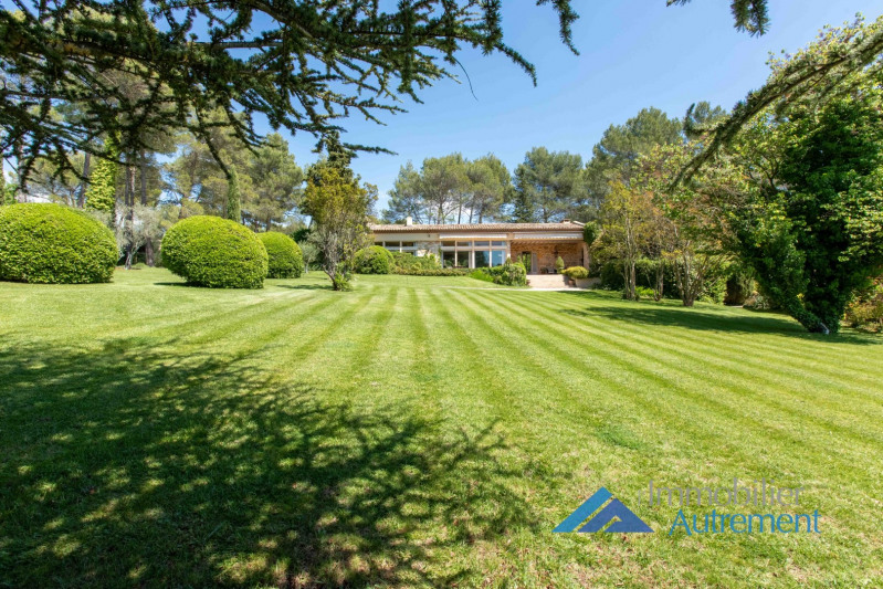 Vente de prestige maison / villa Aix en provence 2300000€ - Photo 5