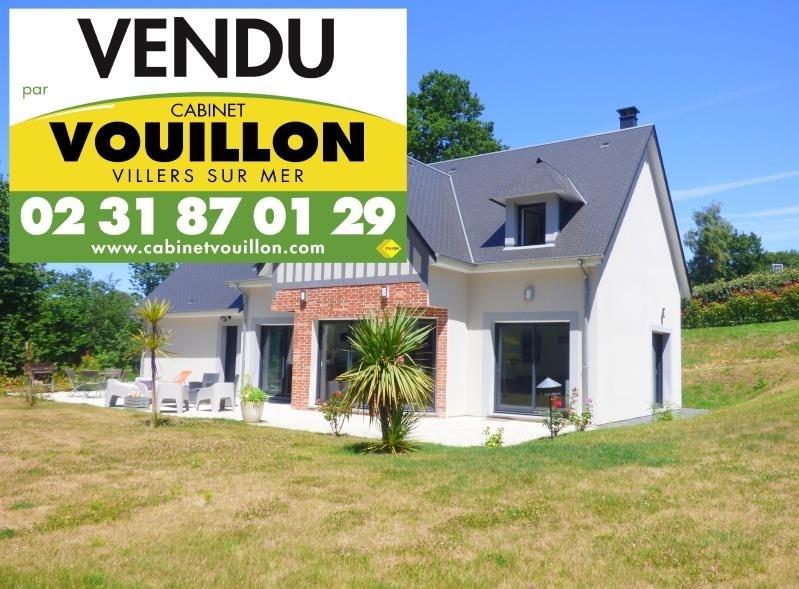 Vente maison / villa Gonneville sur mer 477000€ - Photo 1