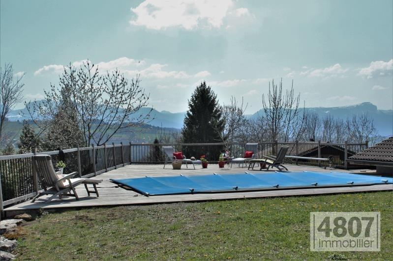 Vente maison / villa Cruseilles 499000€ - Photo 1