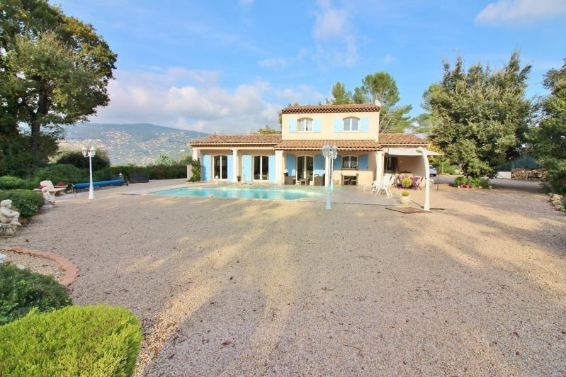 Vente de prestige maison / villa Peymeinade 610000€ - Photo 2