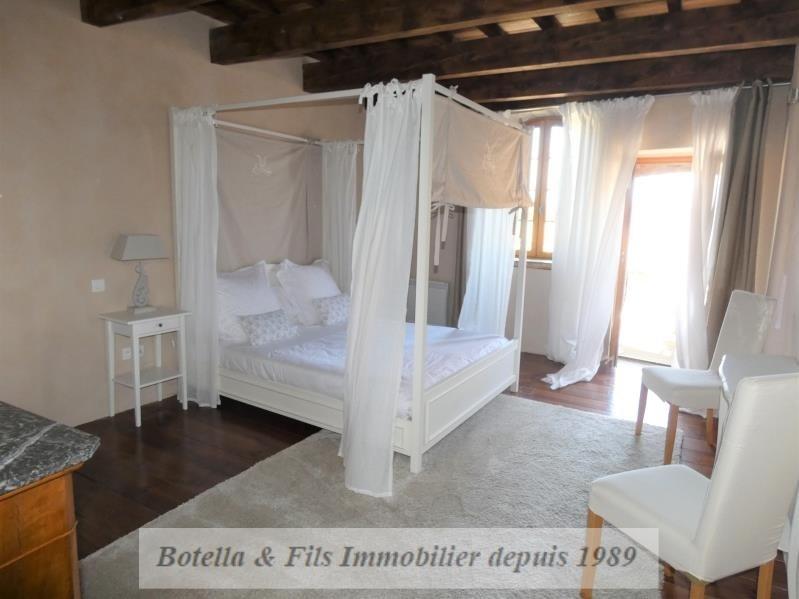 Verkoop van prestige  huis Aigueze 849000€ - Foto 6