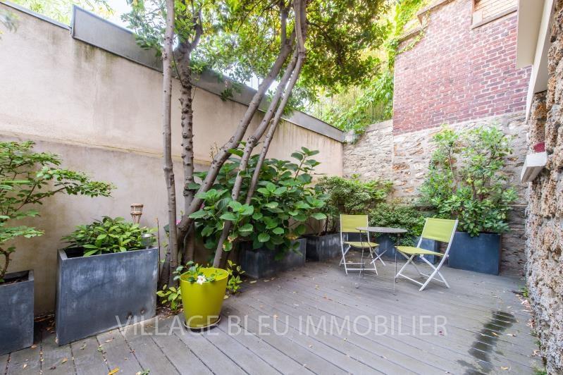Deluxe sale house / villa Asnieres sur seine 1449000€ - Picture 2