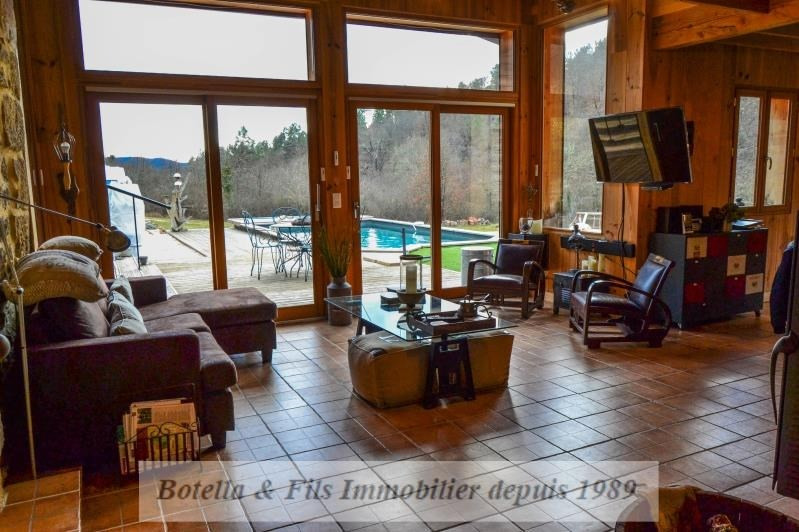 Vente maison / villa Les vans 398000€ - Photo 5