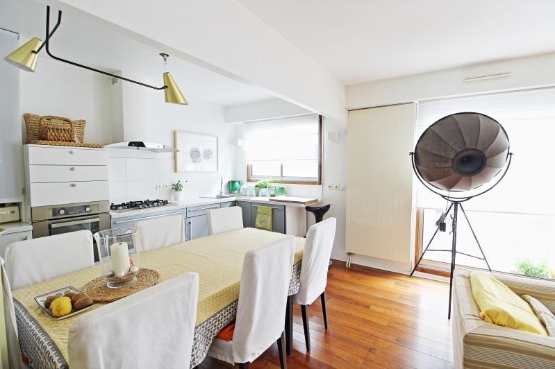 Sale apartment Paris 20ème 853650€ - Picture 1