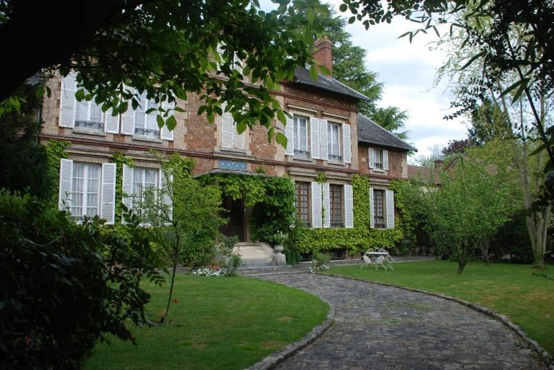 Verkauf von luxusobjekt haus Guyancourt 1653000€ - Fotografie 1