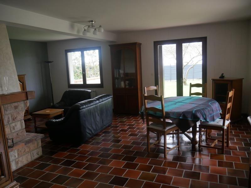 Sale house / villa St vincent sur jard 291200€ - Picture 9