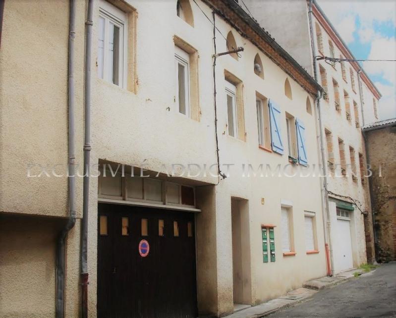 Produit d'investissement immeuble Graulhet 185000€ - Photo 1