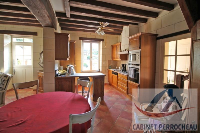 Sale house / villa La chartre sur le loir 474000€ - Picture 3