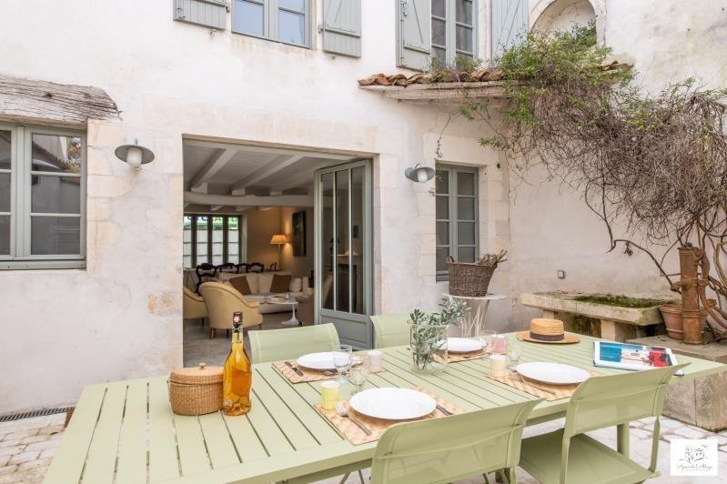 Vente de prestige maison / villa La flotte 750000€ - Photo 2