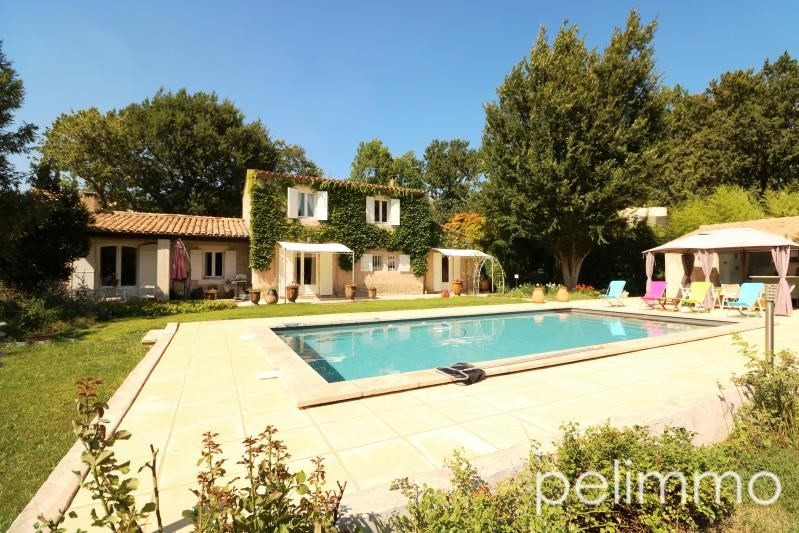 Deluxe sale house / villa Eyguieres 650000€ - Picture 3